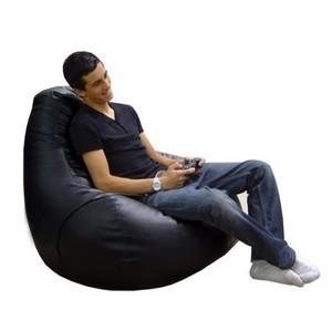 BLACK Bean Bag Chair
